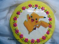 Pikachu torta