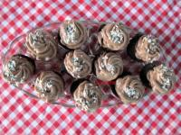 Céklás muffin