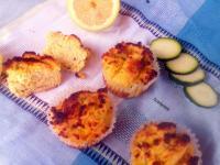 Citromos muffin, liszt nélkül
