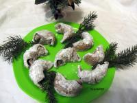 Gesztenyés kifli - paleo