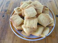 Rizslisztes háztartási keksz