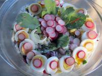 Tojás saláta