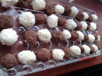 Kókuszos-kakaós golyók