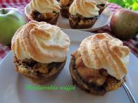 Máglyarakás muffin