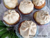 Rákóczi túrós muffin