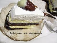 Szilvazselé torta lisztmentesen