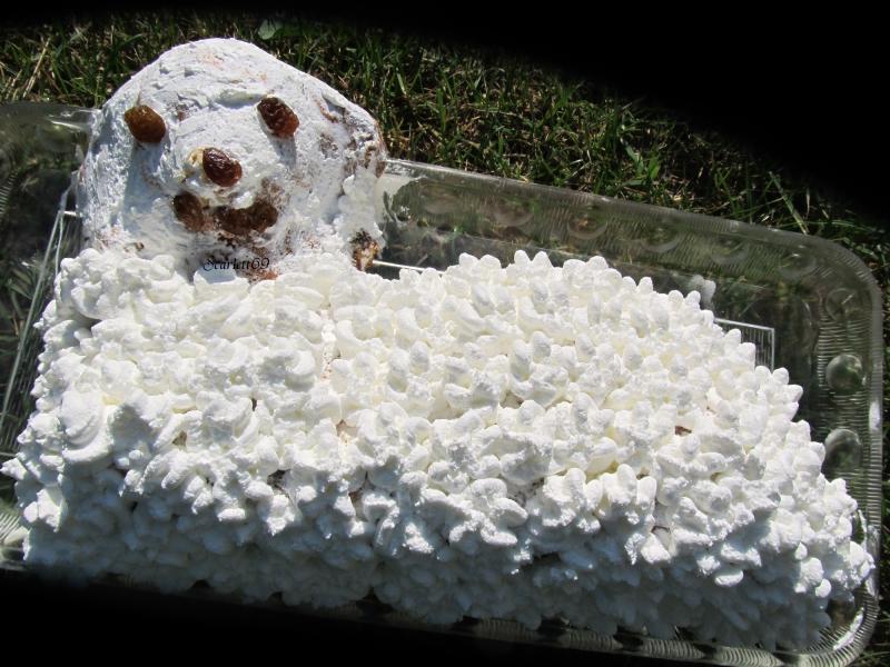 Bárány torta