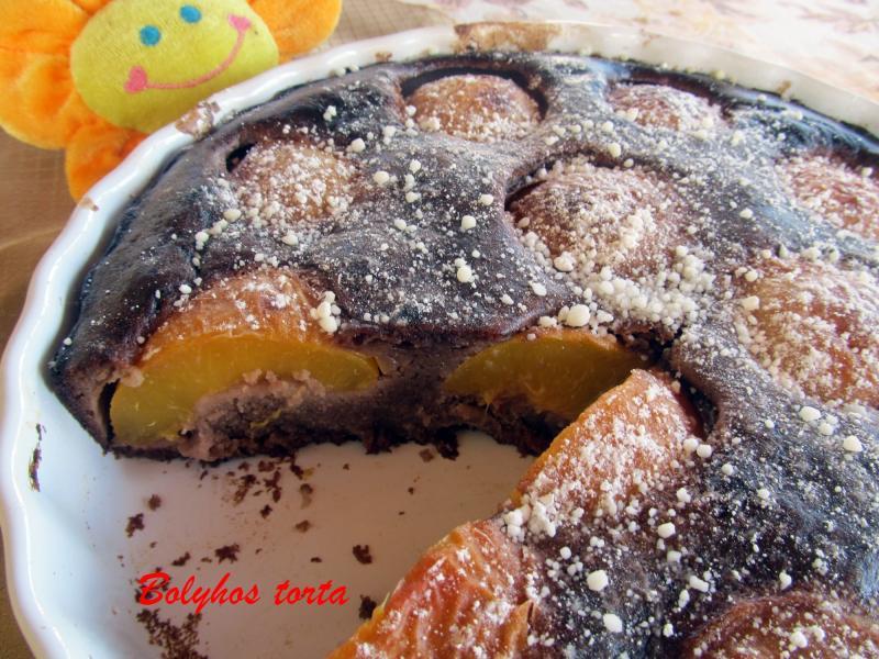 Bolyhos torta