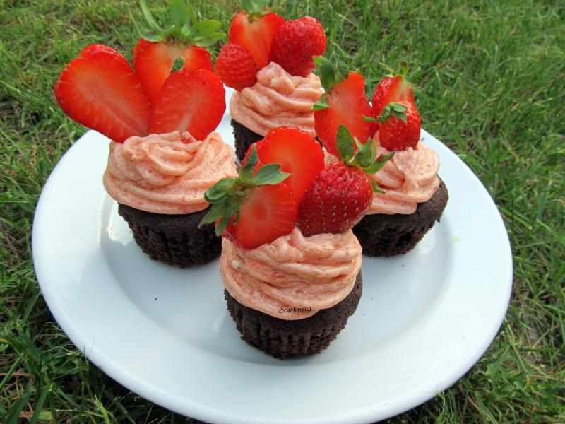 Epres cupcake