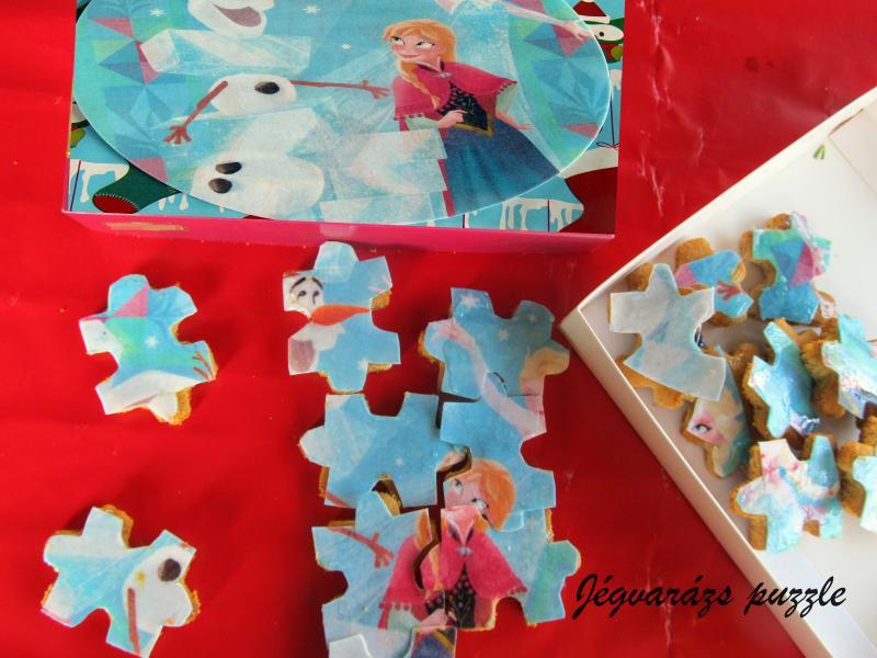 Jégvarázs puzzle