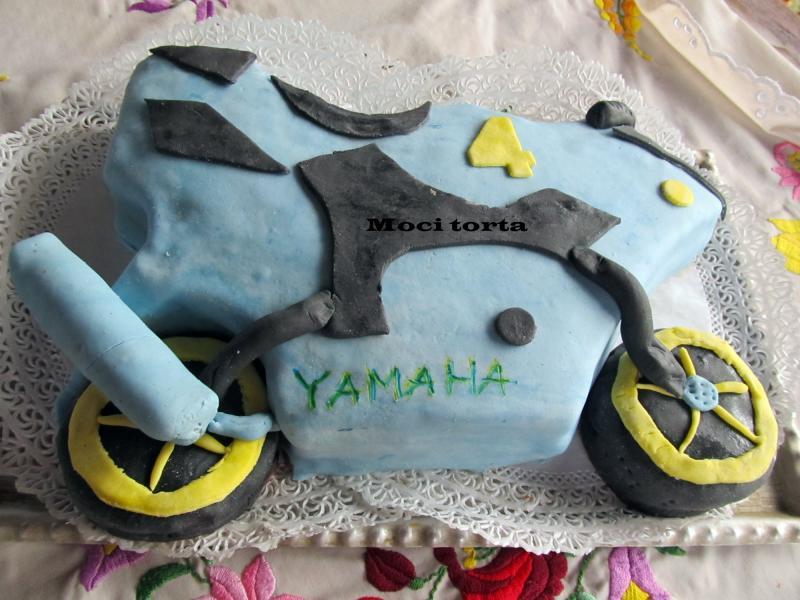Motor torta