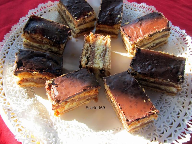 Zserbó - Emese lisztből