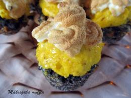 Mákosguba muffin