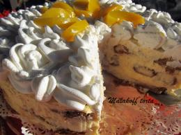 Malakoff torta