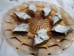 Sütőtökös rétes - rizslapokból